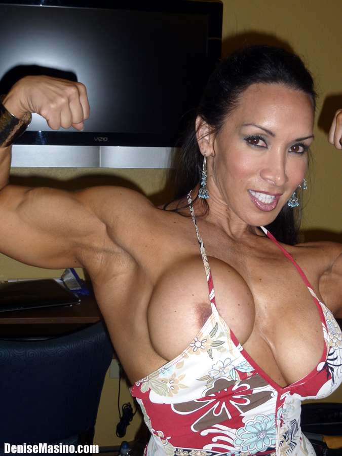 Nude female bodybuilders that suck cock