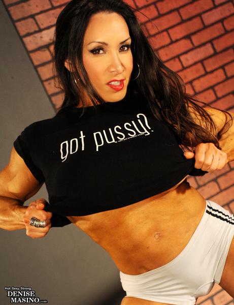 Denise Got Pussy