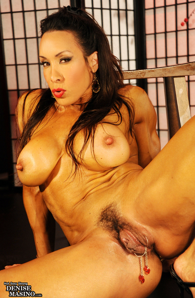 Bad girl getts dildo