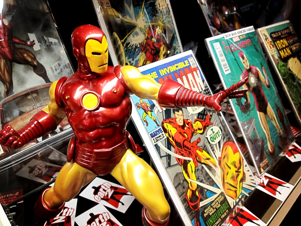 Ironman Collectables