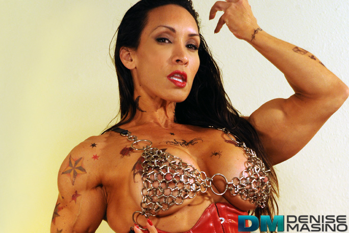 Denise Masino In Chains