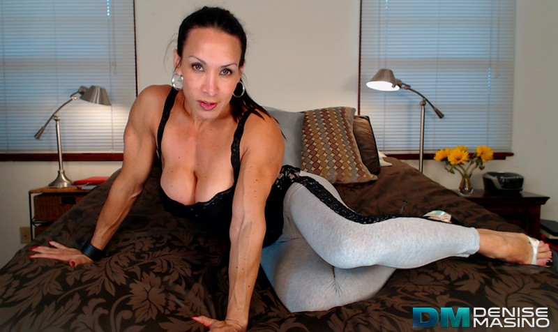 DeniseStretchCam1