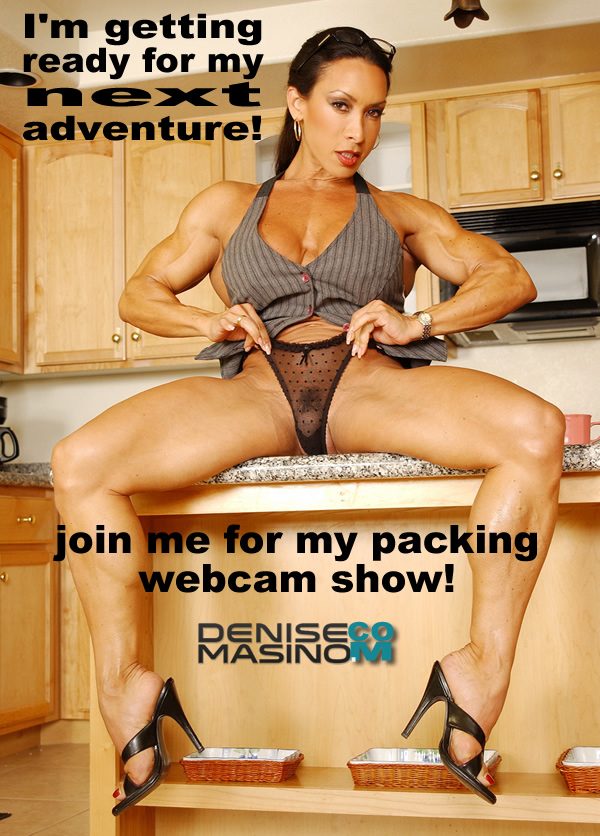 denise masino packing cam show