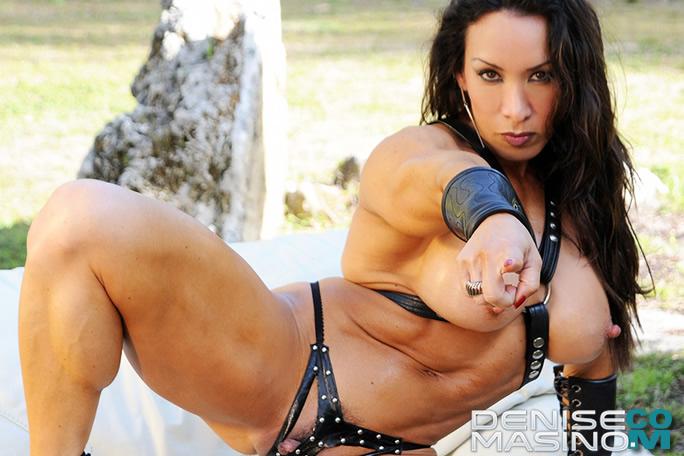 Denise Masino Dominates