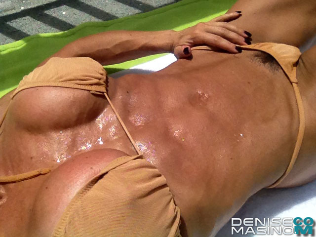 DeniseMasinoBikini1