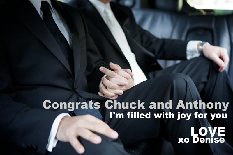 CongratsChuckandAnthony