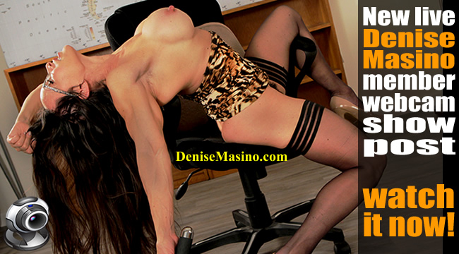 Denise Masino Live webcam