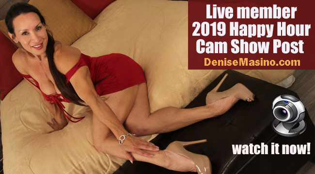 Denise Masino video live toy cam