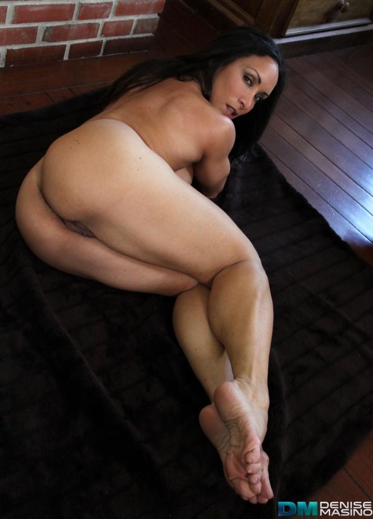 Denise Masino Hairy Pussy