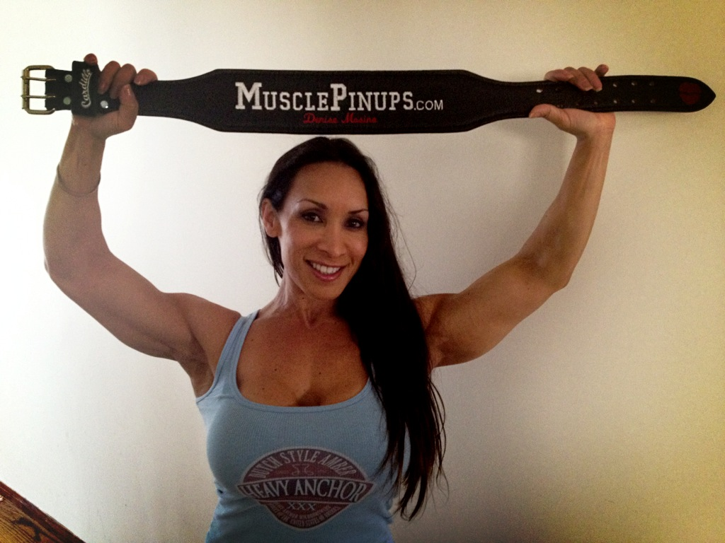 Denise Masino Weight Belt