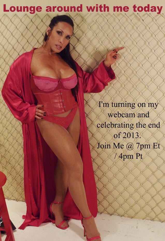 Denise Masino live webcam show
