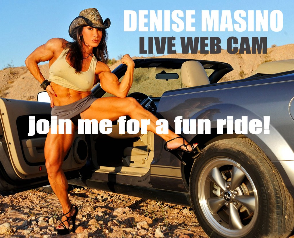 Denise Masino Free Webcam