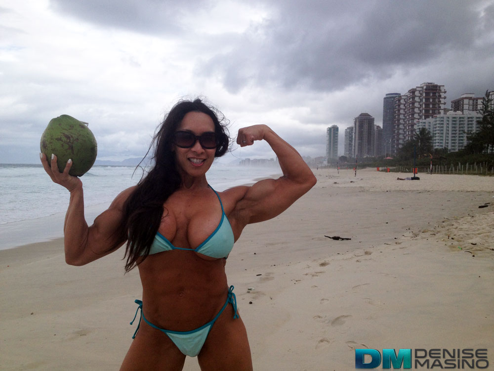 DeniseMasinoBrazilBeach1
