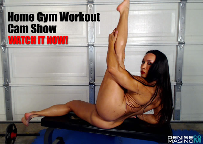 HomeGymCamShow