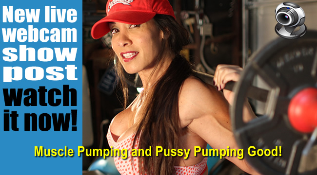 Denise Masino Live Workout