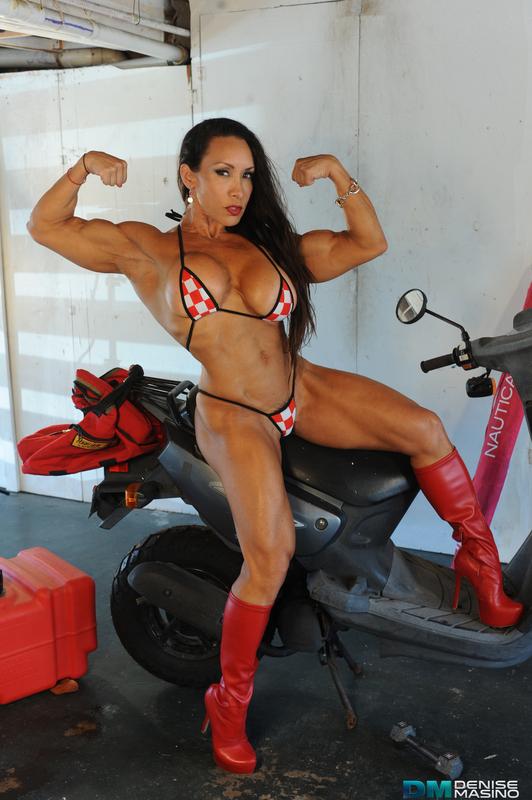 Denise Masino Ride