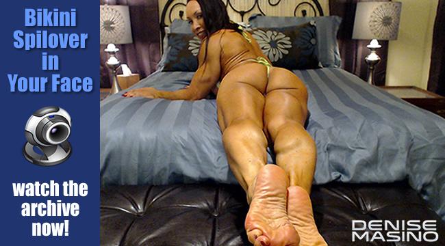 Denise Masino Live Cam