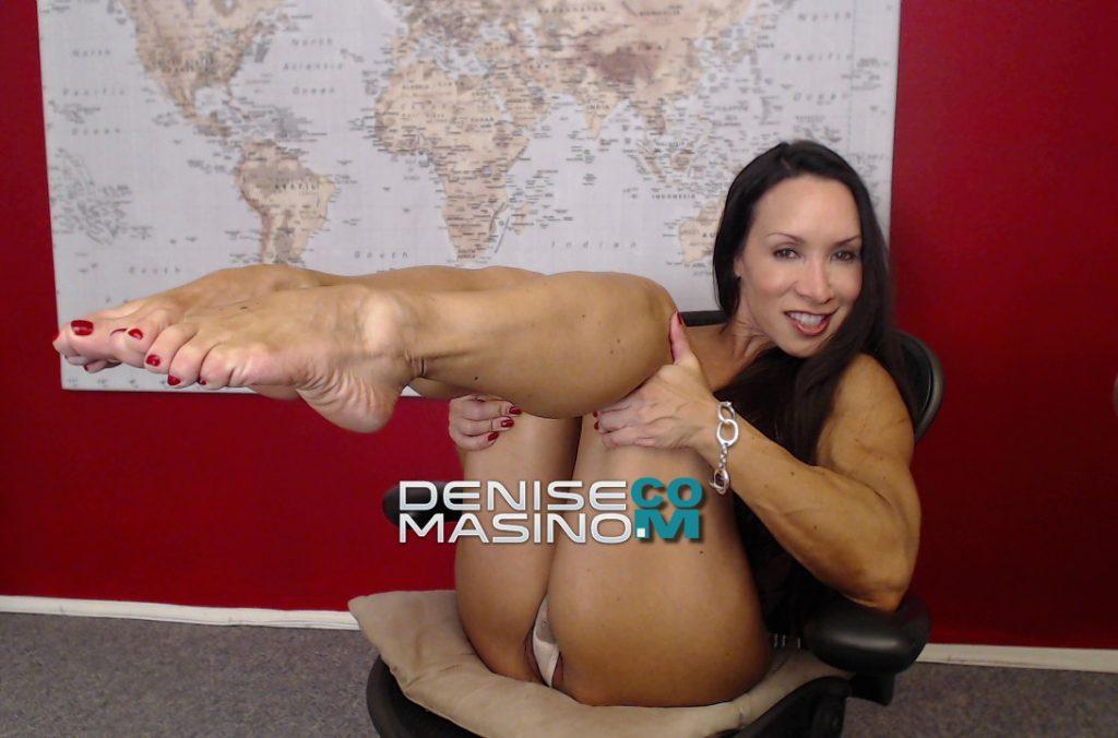 Denise Masino Sexy Feet